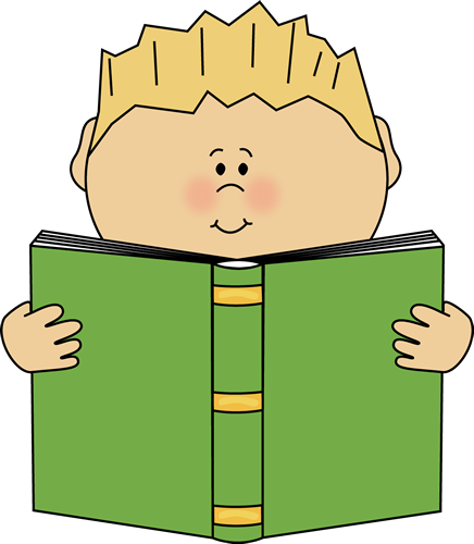 Library clipart reader Art of this more by