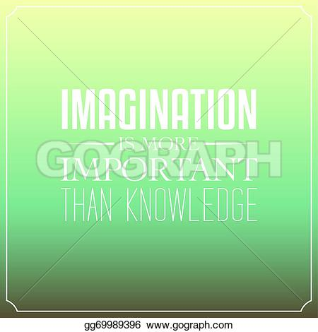 Imagination clipart knowledge Illustration EPS knowledge more