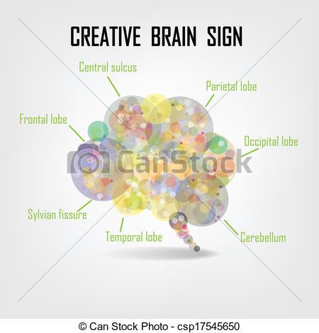Imagination clipart knowledge brain Sign Clipart  brain creativity
