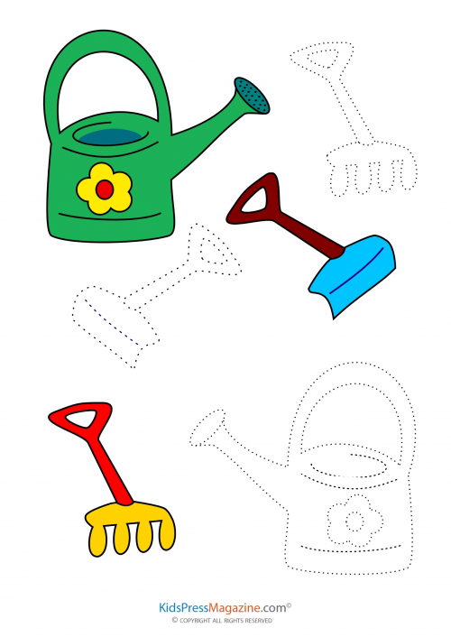 Imagination clipart learning math Fall for Garden Coloring