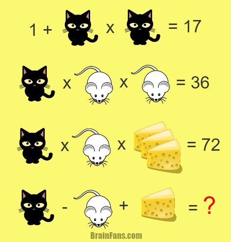 Mindteaser clipart prior knowledge Try math puzzle Puzzle puzzles