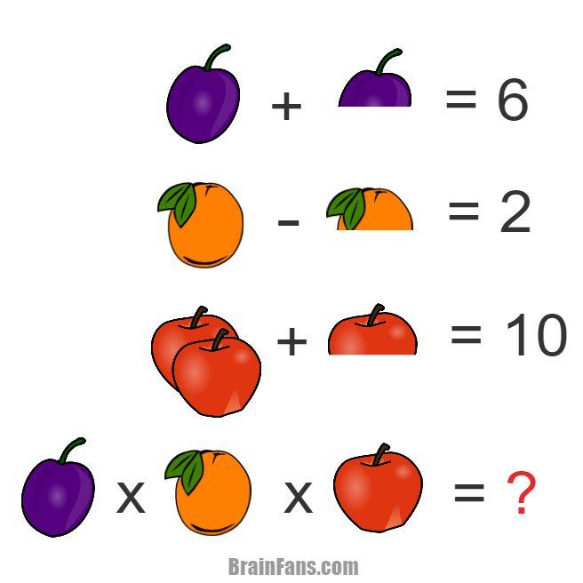 Imagination clipart math brain Genius 25+ Hard puzzle the