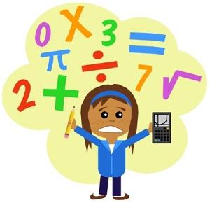 Imagination clipart math brain Math with hate cortex the