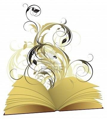 Imagination clipart open book Book open mae a 25+