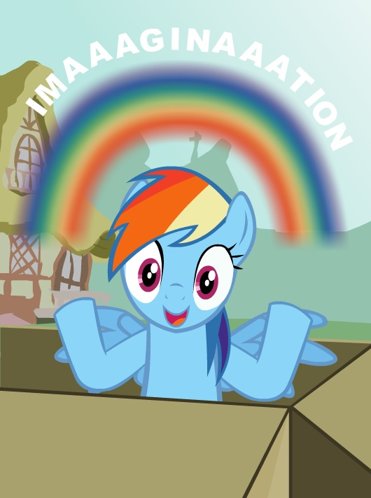 Imagination clipart rainbow About images dash<3 full rainbow