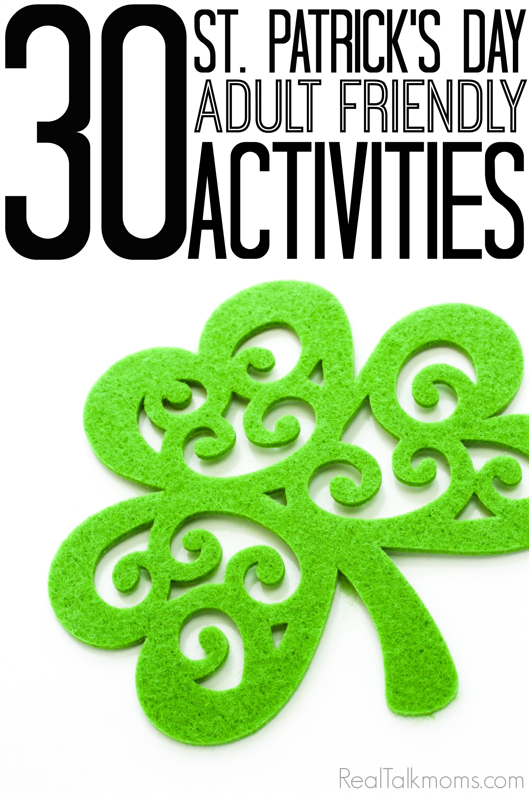Imagination clipart st patricks day Friendly Day Adult can Patrick's