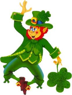 Imagination clipart st patty Patrick's Day Incredible Page Leprechaun