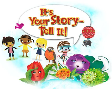 Imagination clipart story telling New —  Out Some