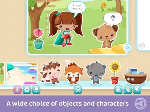 Imagination clipart story telling And Development about Apps Telling/