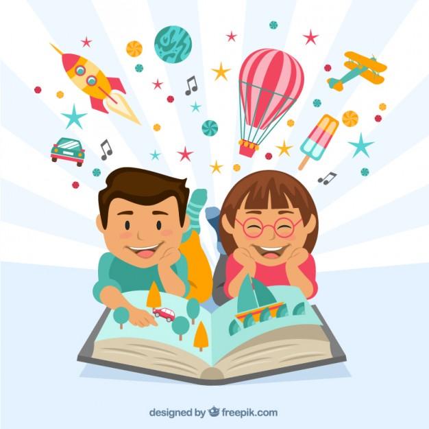 Imagination clipart student idea Imaginative lire gratuit un enfants
