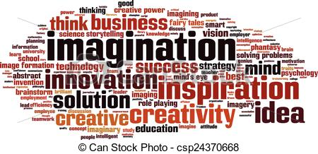 Imagination clipart intelligence Concept Art cloud Clip cloud