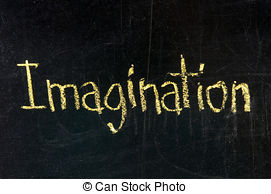 Word clipart imagination Stock Photography · Search word