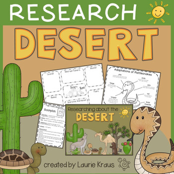 In The Desert clipart adaptation Organizers Laurie & Pay by