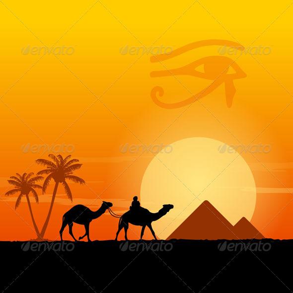 In The Desert clipart ancient egypt pyramid Egypt Pyramids Symbols Symbols Eye
