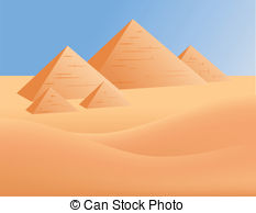 In The Desert clipart ancient egypt pyramid  in Images  and