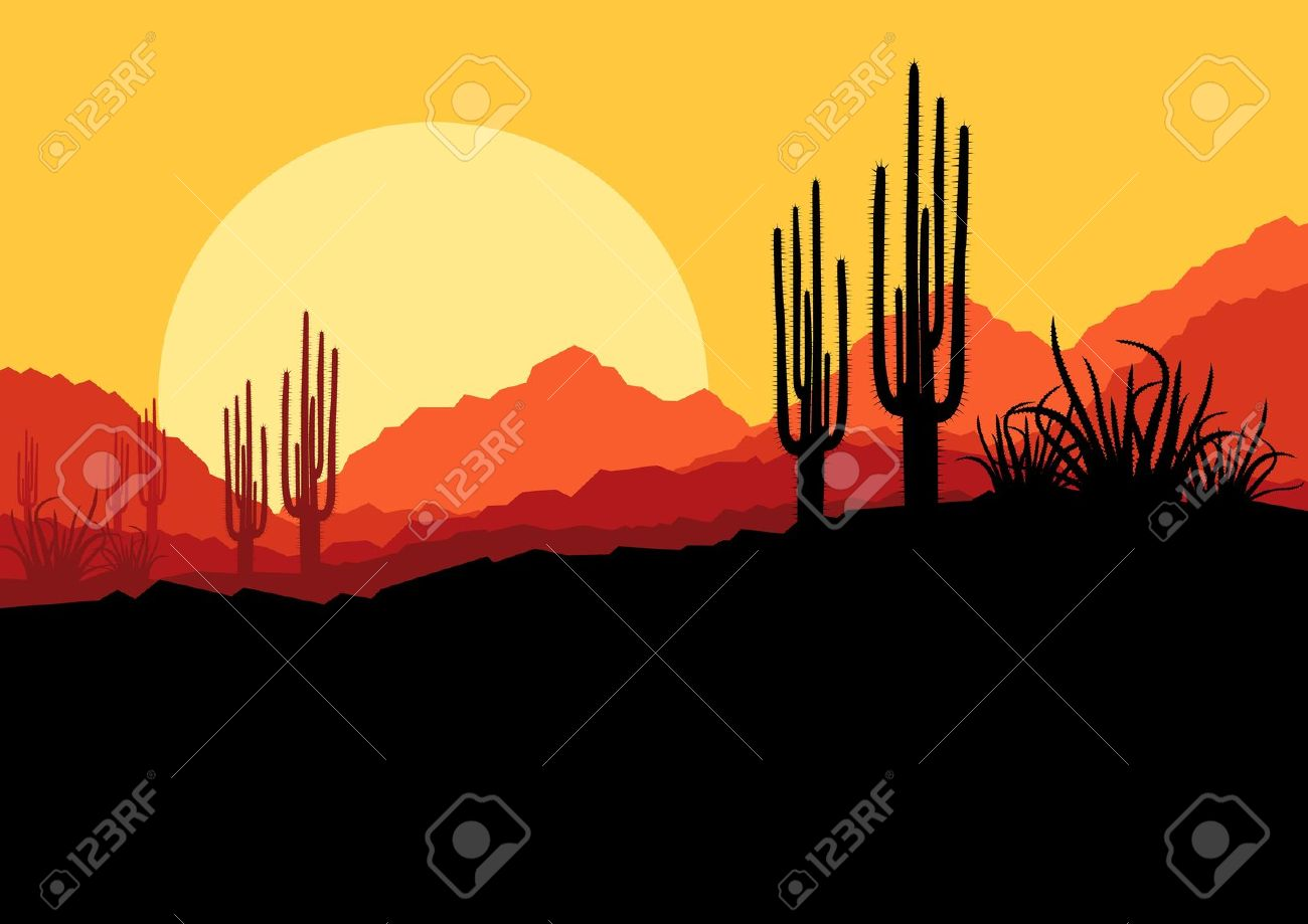 In The Desert clipart arizona (5834) Free Free — Download
