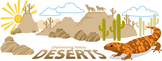 In The Desert clipart biology Ask Biologist Desert A ASU