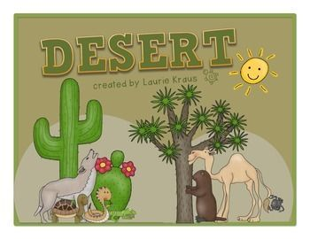 In The Desert clipart biome Desert different 17 and in