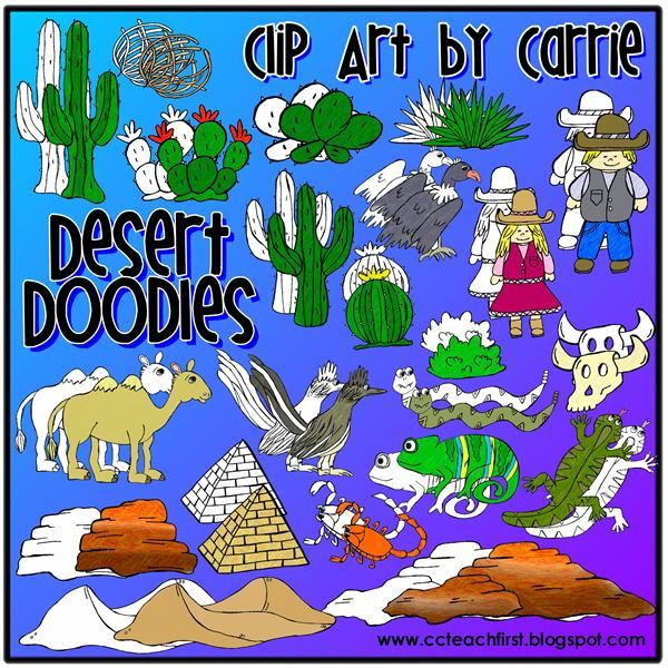 In The Desert clipart biome Desert best Biomes with &