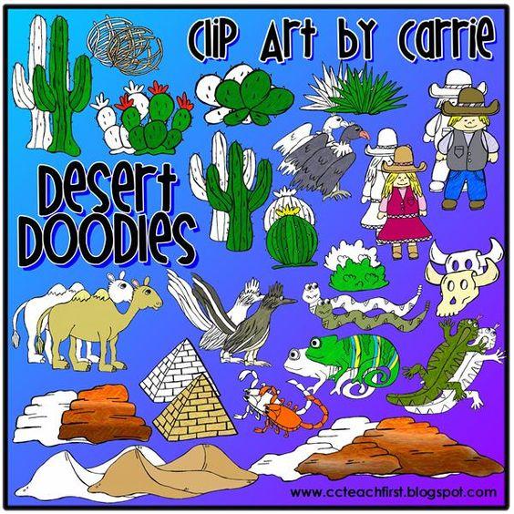 In The Desert clipart cameleon Desert Desert chameleon! by Doodles