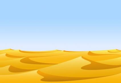 In The Desert clipart cartoon On Download Art Desert Free