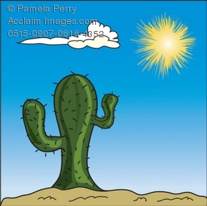 In The Desert clipart cartoon Day Clip Art Day a