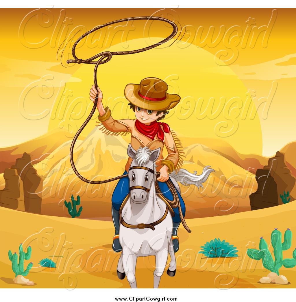 In The Desert clipart cowboy Designs Free Desert Royalty Through