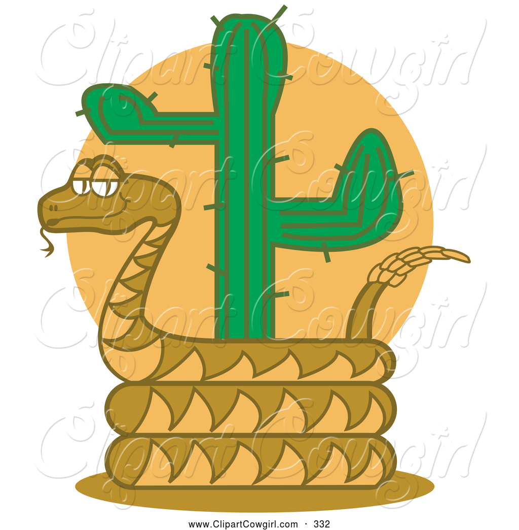 In The Desert clipart cute (5834) Clipart Snake Clipart —