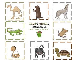 In The Desert clipart desert animal Desert ideas Best Desert Printables: