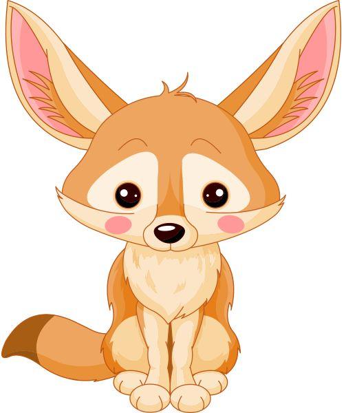 In The Desert clipart desert animal 235 on images Animal Fox