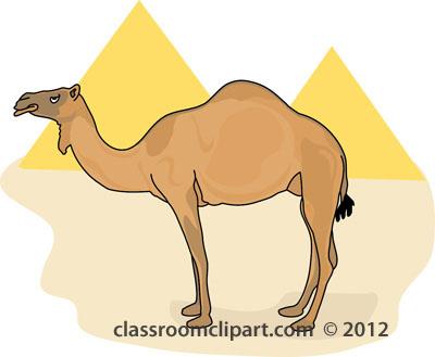 In The Desert clipart desert camel Photos of Art classroom front