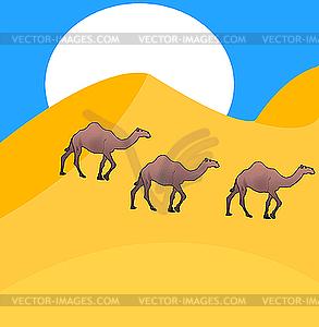 In The Desert clipart desert camel Clipart Clipart Free Desert Art