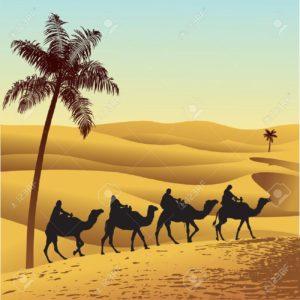In The Desert clipart desert ecosystem Clipart Landscape Clip #5905 Desert
