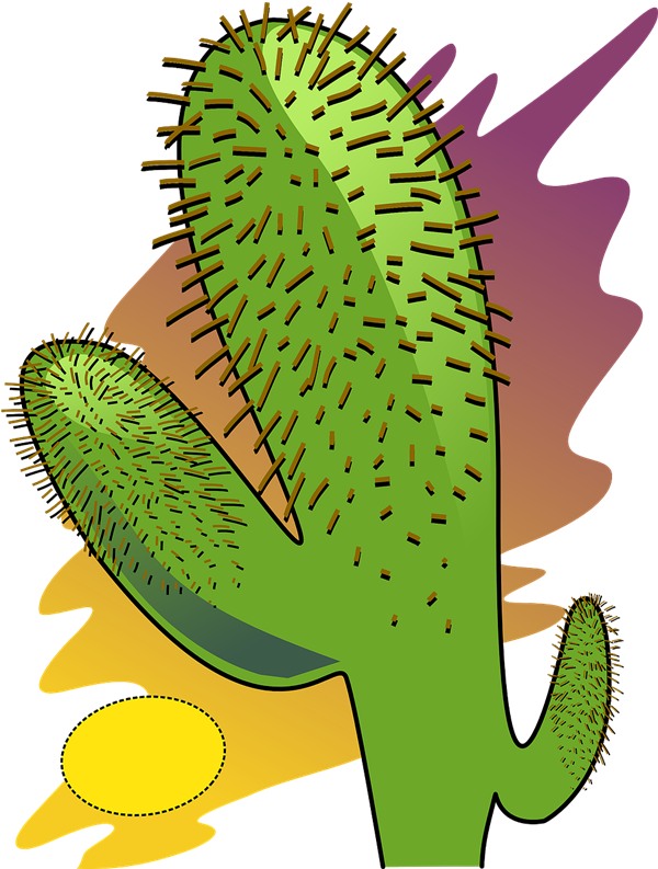 In The Desert clipart desert plant Freely Free your the personal