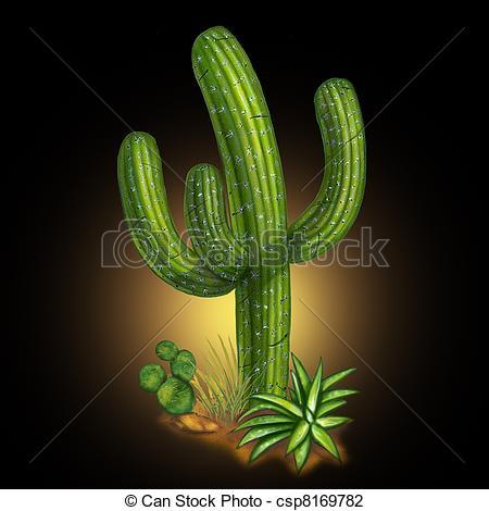 In The Desert clipart desert plant Desert Art Clip Download Plants