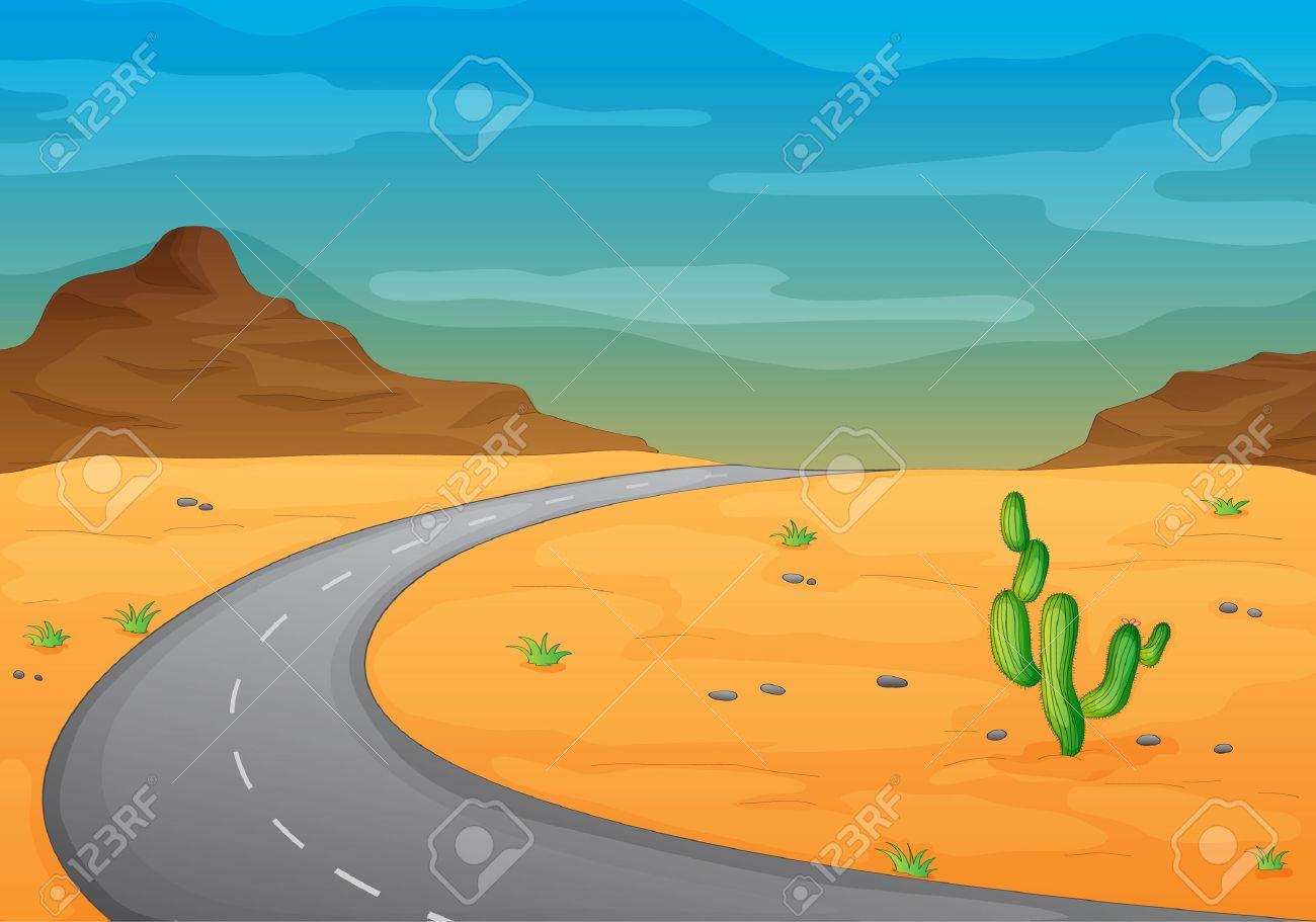 In The Desert clipart desert sand Free Free — The In