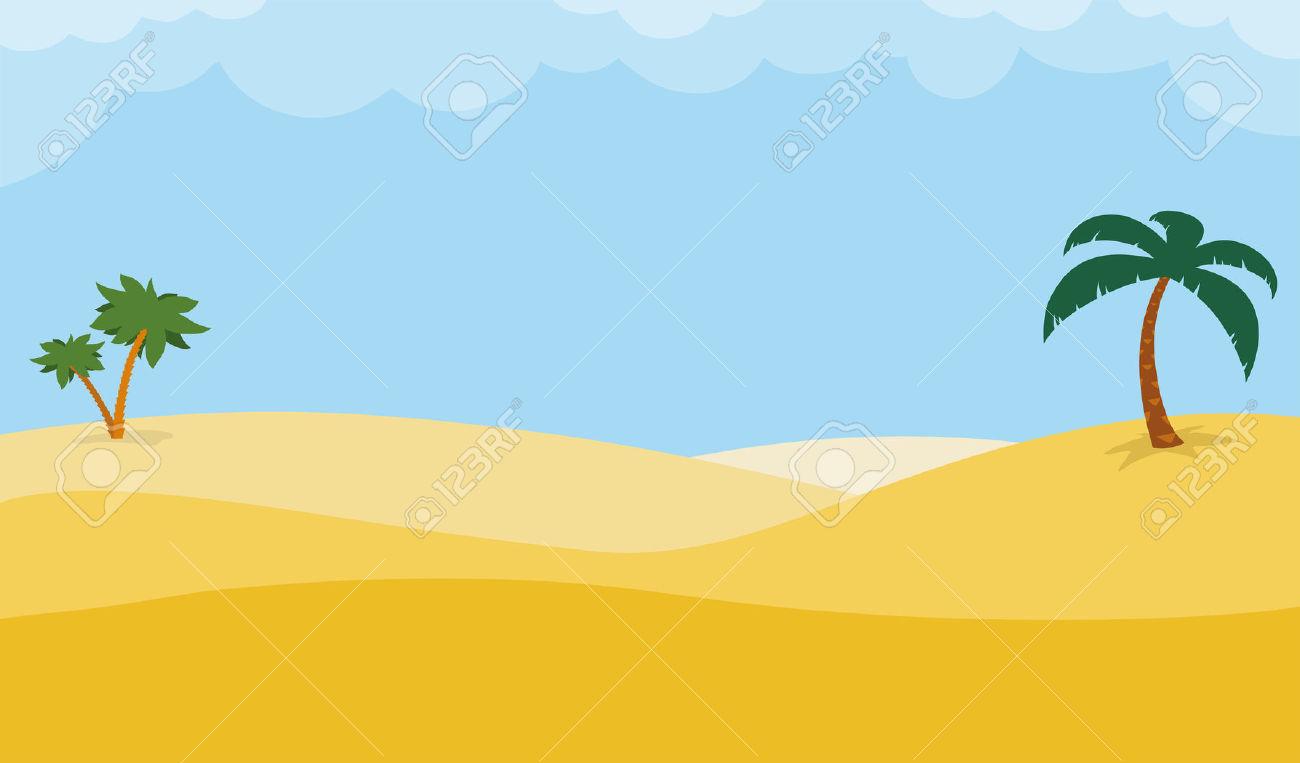 In The Desert clipart desert sand Clipart Dunes of Clipart —