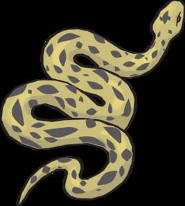 In The Desert clipart desert snake Snake snake Clipart cute Savoronmorehead