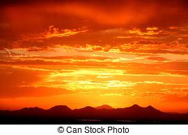 In The Desert clipart desert sunset Sunset Stock photography Desert