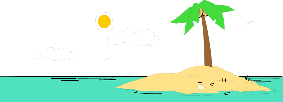 In The Desert clipart deserted island Clipart cliparts clipart 51 Island