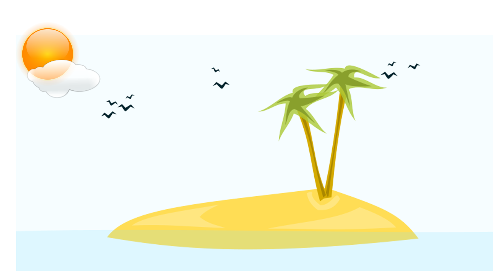 In The Desert clipart deserted island Is activity people teambuilding about