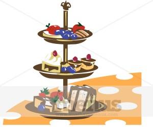 In The Desert clipart dessert tray Dessert Clip Clipart Free Panda