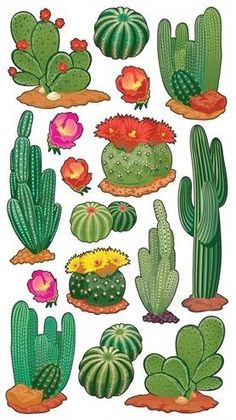 In The Desert clipart different kind plant To Sticko Butterflies accent beautiful