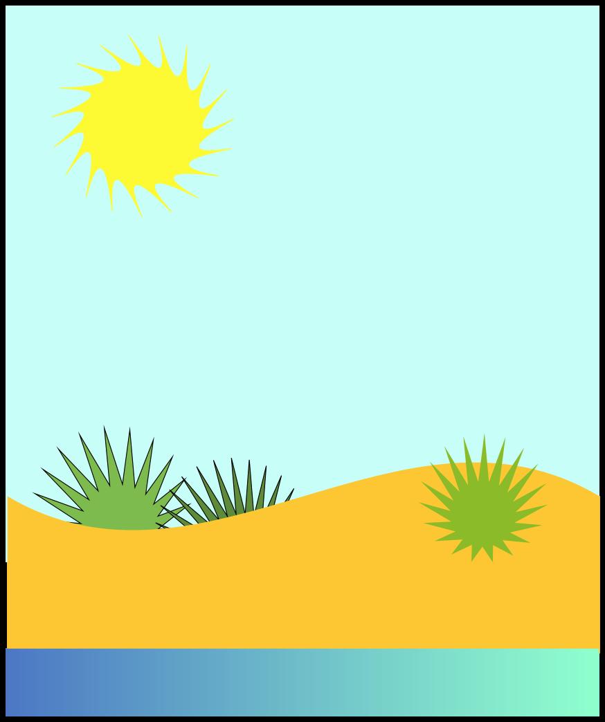 In The Desert clipart dry desert Clipart Images Desert — Habitat