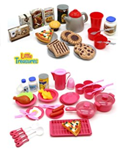 In The Desert clipart food item Mini Toy Dishes Accessories Kitchen