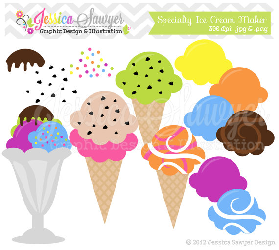 In The Desert clipart food item Ice clip ice commercial cream