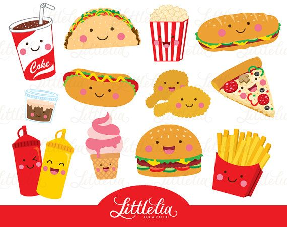 Snack clipart i love Food clipart ideas Best Food