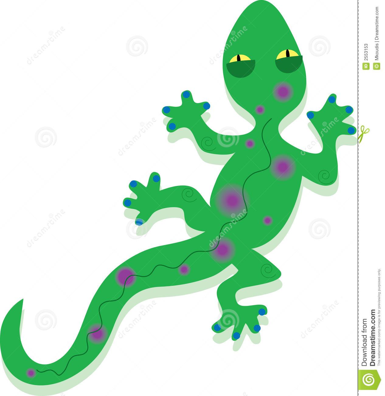 In The Desert clipart gecko Gecko Clipart Lizard cliparts Gecko