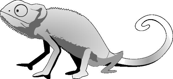 In The Desert clipart gecko Art Download com image vector