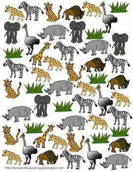 In The Desert clipart grassland habitat Graph SCHOOL and Find about